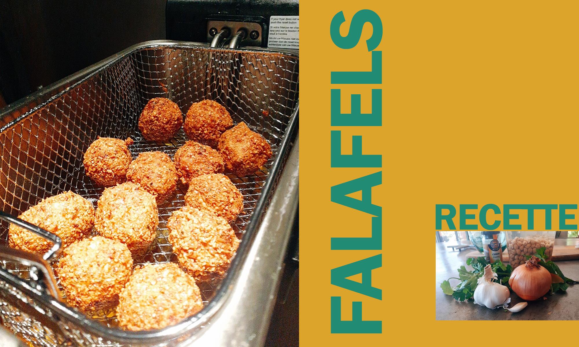 image des falafels maison
